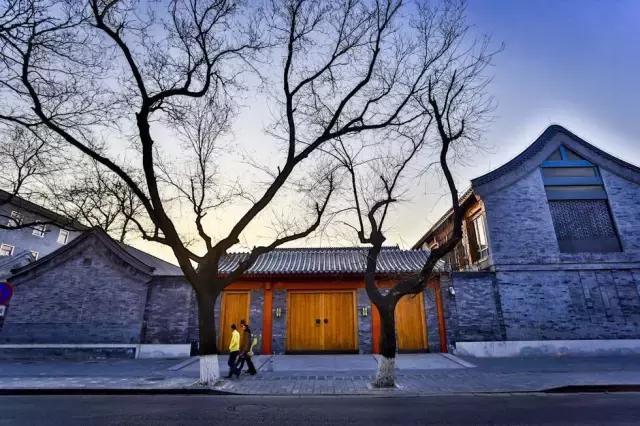 低调的贵族--这些明星在北京有价值上亿四合院