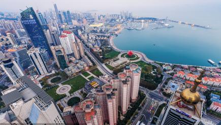 龙湖·昱城:青岛晋级全球二线城市 胶州功不可没