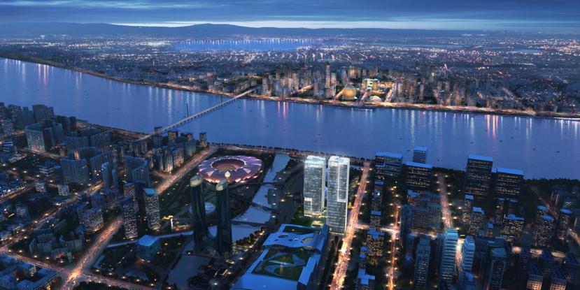 破局而入,华润置地缔造杭州未来商务生态新纪元