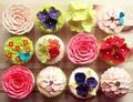 【美食】烘焙的快乐 小Cupcake浪漫情怀