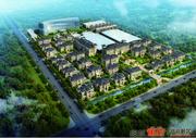 新华联・北京民企总部基地规划图