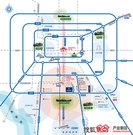 中科电商谷交通图