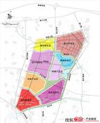 天津电子商务产业园规划图