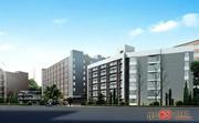 重庆合川工业园区效果图