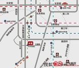 金丰能源中心交通图