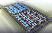 天山光机电产业园效果图