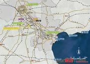 廊坊现代服务产业园区交通图