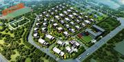 海聚・博源创新产业基地规划图