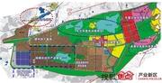 广西中国-东盟青年产业园规划图