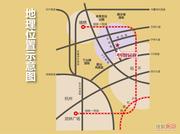 创智金宸交通图
