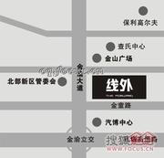 线外新境界交通图