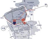 金地门道交通图