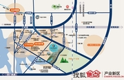 武汉・中国光谷文化创意产业园交通图