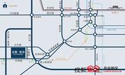 海聚・博源创新产业基地交通图