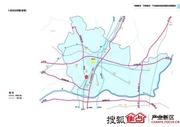 印海智谷产业园交通图
