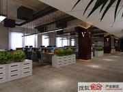 work+京东创客孵化空间效果图