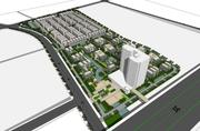 金华电子商务创业园规划图