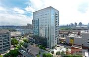 宁波(国际)电子商务产业园实景图