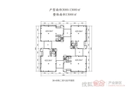 中国云教育产业园户型图
