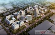 电子城・天津西青高科技创新产业园规划图