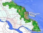 海门港新区区位图