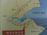 一拖物流园交通图