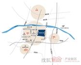 中关村和谷创新产业园交通图