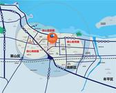 蓝色智谷交通图