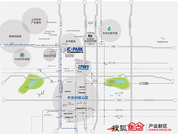 中关村集成电路设计园区位图