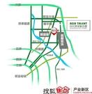 创杰环保科技园交通图