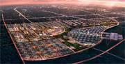 燕郊国际贸易城整体图