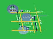 中关村永丰高新技术产业基地交通图