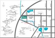 中关村翠湖科技园云中心交通图