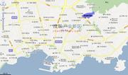 青岛软件园交通图