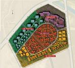 金融街园中园规划图