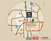 中企绿色总部交通图