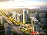 新城总部大厦规划图