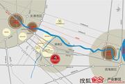 天津团结・国际企业港交通图