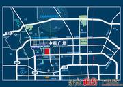 中航广场效果图交通图