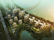 汉口北卓尔生活城二期湖湾