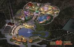 东方帝王谷高科技历史文化产业园