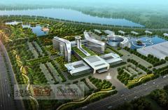 北京大学(秦皇岛)科技产业园医疗健康区