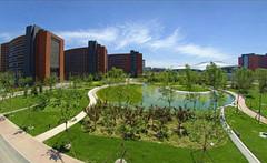 北京工业大学留学人员创业园