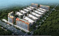 武汉市东西湖服装都市工业园