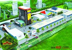 郑州金水文化创意产业园(107创意工厂)