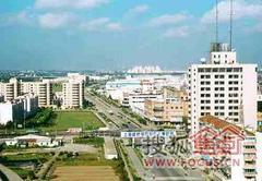 上海浦东康桥工业园区