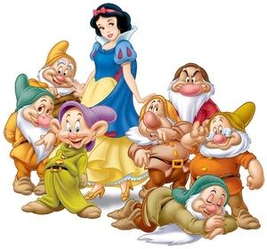 白雪公主和七个小矮人国语版西瓜 白雪公主和七个小矮人粤语版