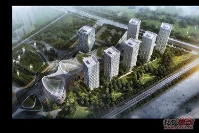 中国铁建广场