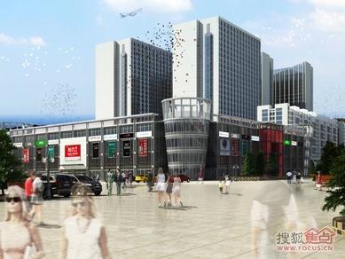 华川银地国际建材城