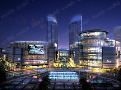 重庆万象城市广场